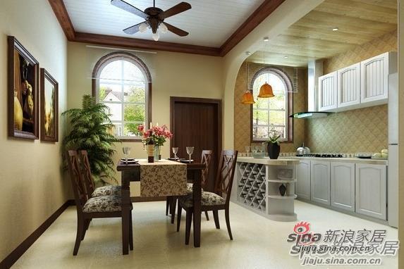 其他 别墅 客厅图片来自用户2771736967在22万打造160平米美式乡村风格41的分享