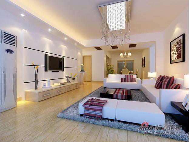 简约 三居 客厅图片来自用户2737782783在丰台西里52的分享