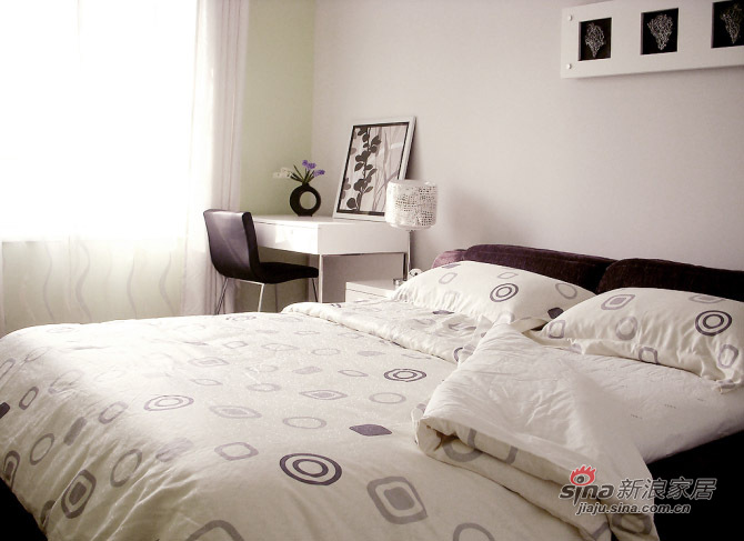 简约 三居 客厅图片来自用户2737782783在西检小区老人房简约设计26的分享