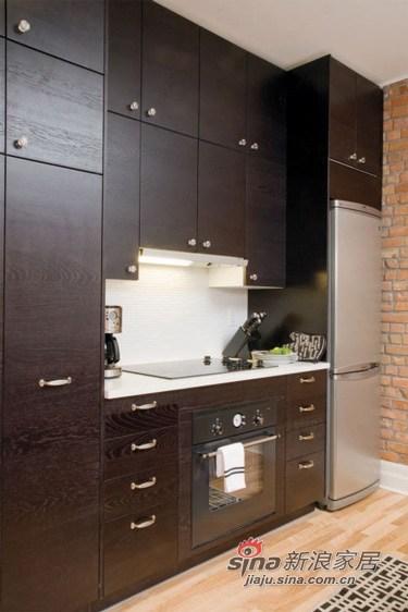 简约 三居 厨房图片来自用户2558728947在127平田园美家3居仅8.4万63的分享