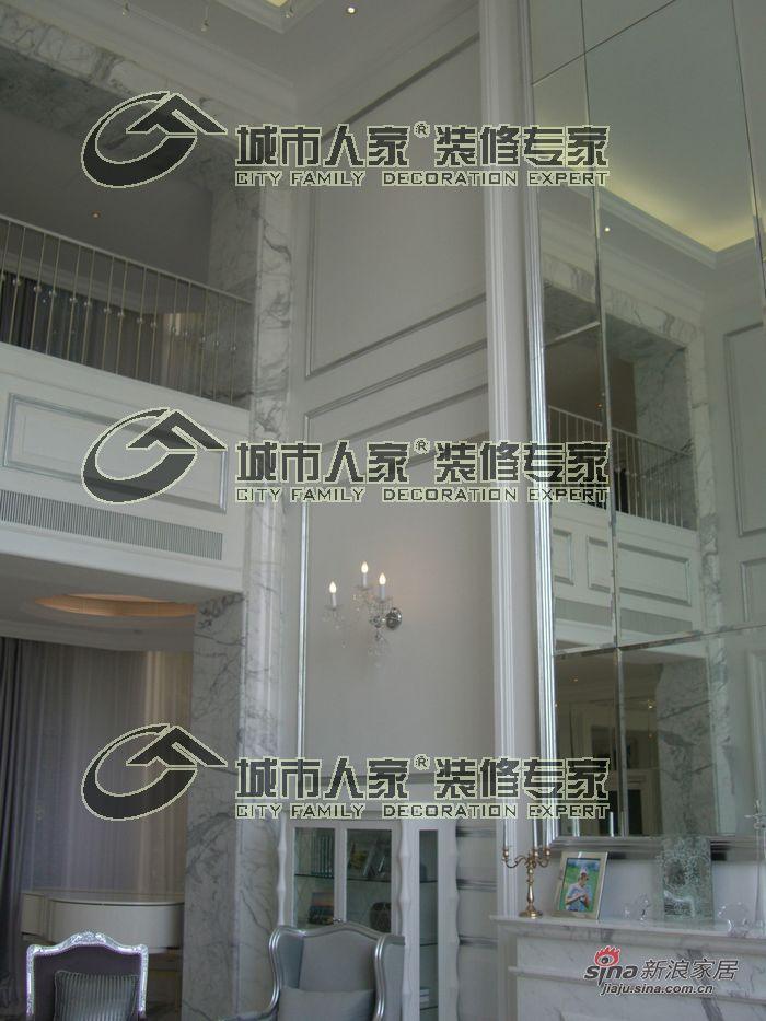 欧式 别墅 客厅图片来自用户2557013183在天津城市人家——蓟县别墅简欧风格26的分享