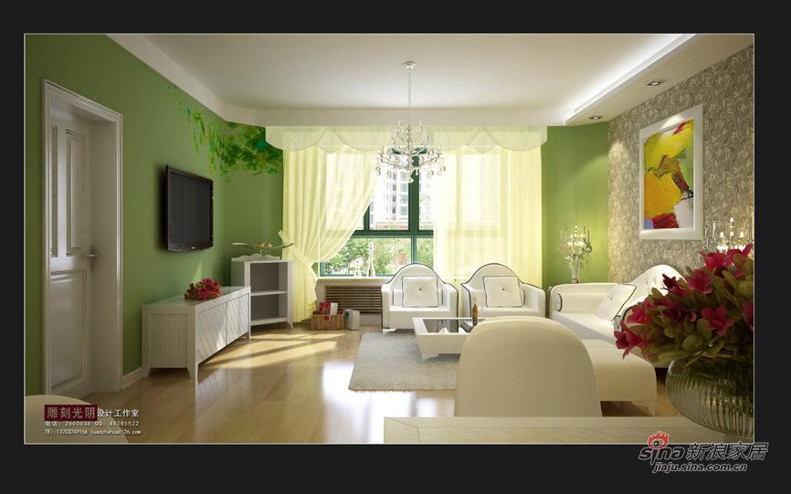 田园 三居 客厅图片来自用户2737946093在青青世界 我的田园77的分享