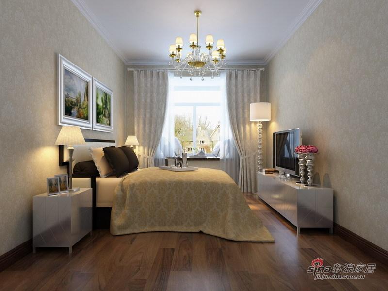 简约 二居 卧室图片来自用户2737735823在清江山水26的分享