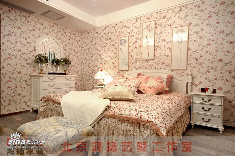 欧式 四居 卧室图片来自用户2746953981在简约46的分享