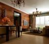 海外华侨4.5万打造88平美式风格优美之家30