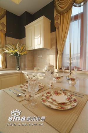 中式 别墅 厨房图片来自wulijuan_16在万城华府 博洛尼47的分享