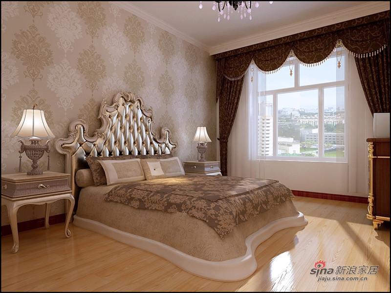 欧式 二居 卧室图片来自用户2746948411在我的专辑714272的分享