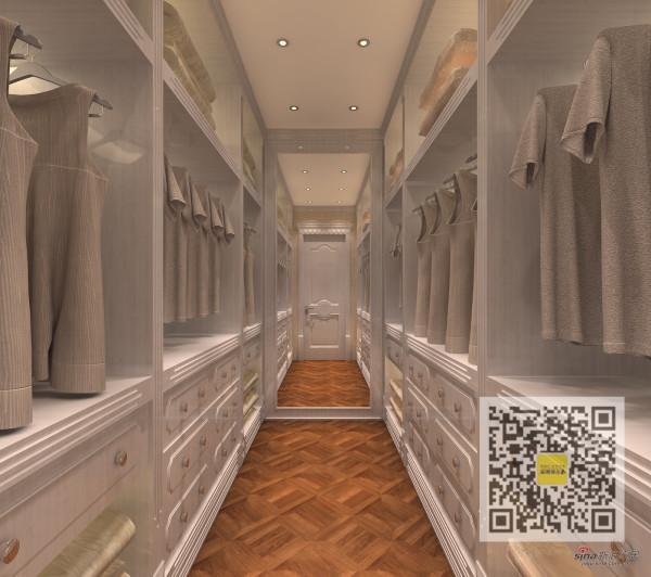 长滩一号欧式风格装修设计案例