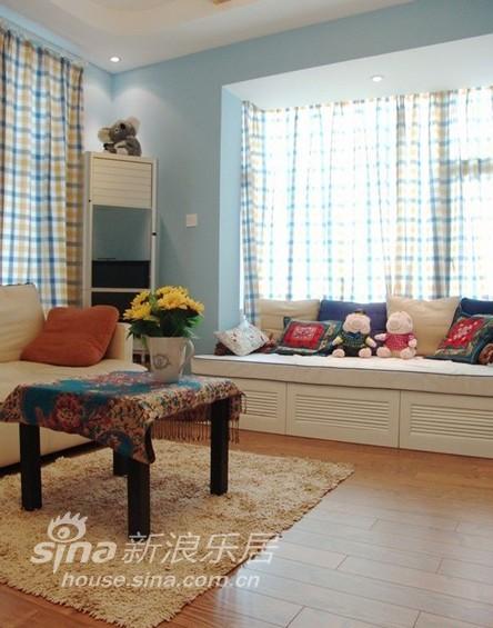 欧式 别墅 客厅图片来自用户2746869241在地中海80的分享