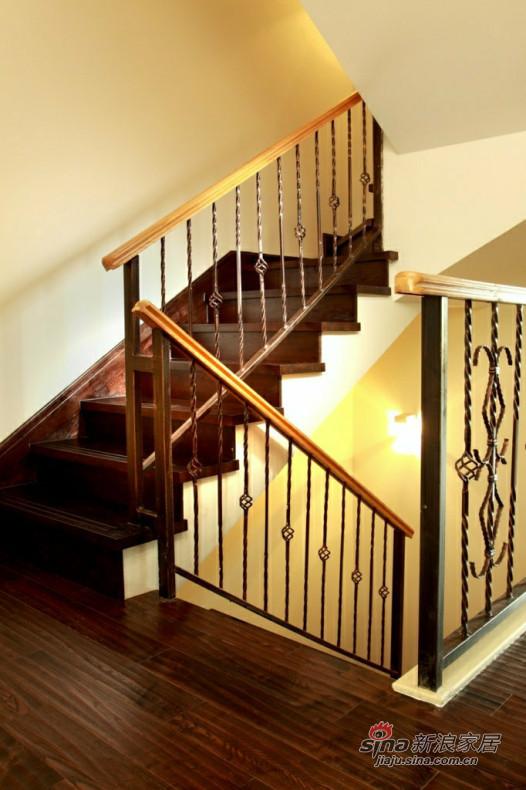 简约 复式 楼梯图片来自用户2738820801在80后6.8万打造130平简约自然三居29的分享