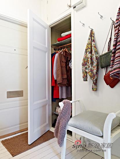 简约 一居 卧室图片来自用户2738813661在靓丽的单身小户56的分享
