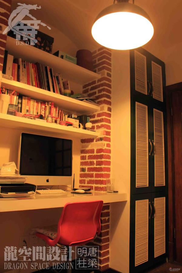 书房带卧室