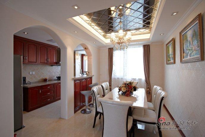 欧式 三居 厨房图片来自用户2772873991在城市小资的120平新古典欧式品质生活66的分享