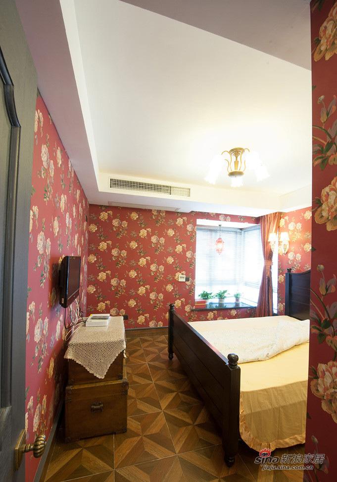 其他 三居 卧室图片来自用户2558757937在【高清】11万营造98平民国风混搭家76的分享