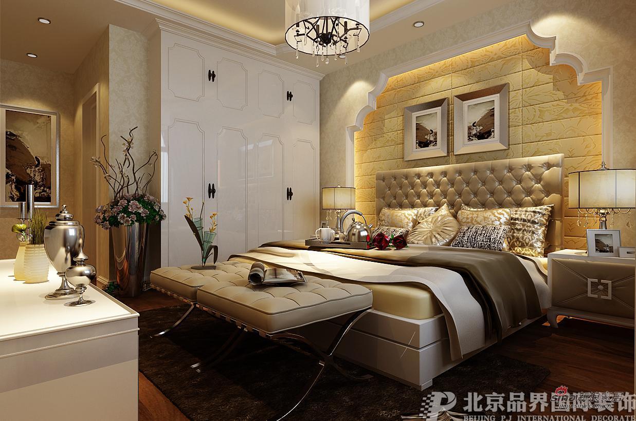 简约 四居 卧室图片来自用户2557979841在奥园康城 147平  简约风格85的分享