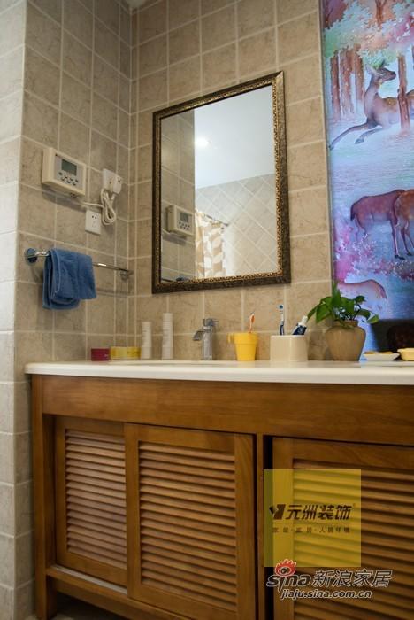 欧式 别墅 厨房图片来自用户2746869241在别墅经典案例33的分享