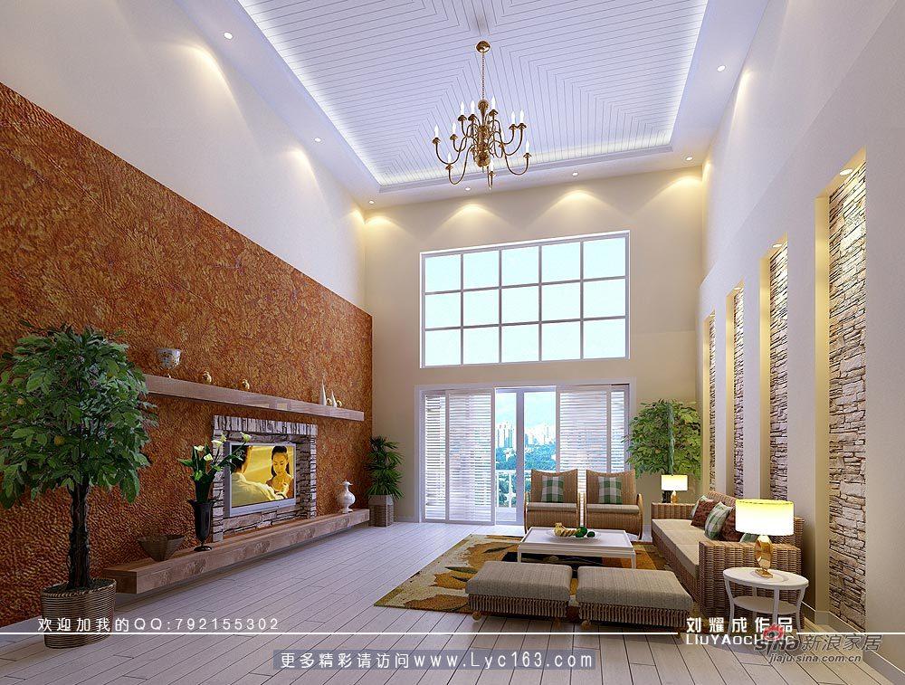 田园 别墅 客厅图片来自用户2737791853在和谐田园37的分享