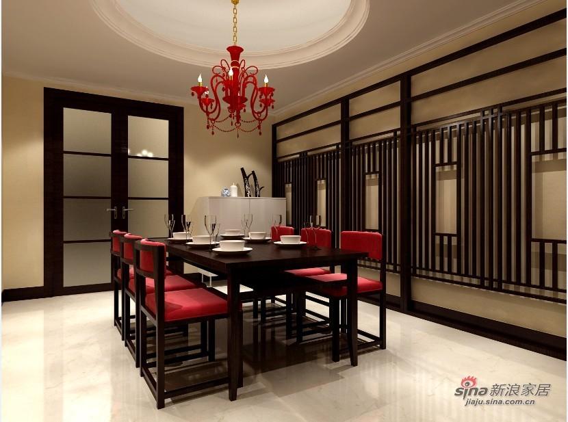中式 四居 餐厅图片来自用户1907696363在最美夕阳红秀出真我风采28的分享