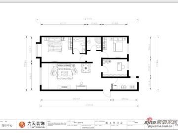 融侨观邸-3室2厅2卫1厨-简约东南亚风格22