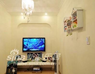 7万装53平米温馨卡通一室户