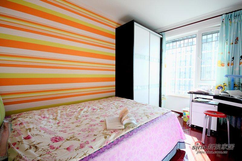 简约 二居 客厅图片来自用户2738093703在柔美婚房14的分享