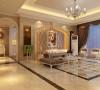 武汉青年打造百胜青城一品三居室简约风格66