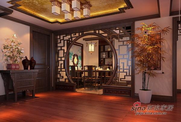 混搭 别墅 餐厅图片来自用户1907691673在13万元演绎风采欧罗多姿的211㎡28的分享