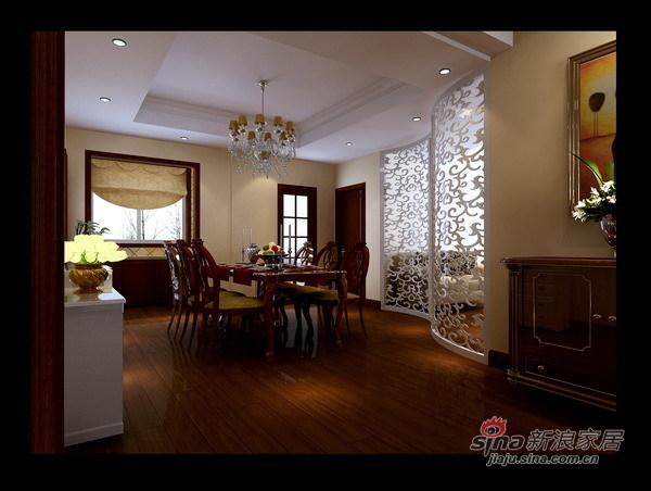 其他 二居 餐厅图片来自用户2557963305在简欧+乡村田园混搭72的分享