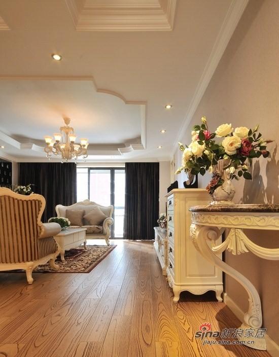 欧式 四居 客厅图片来自用户2772873991在花香密语160平浪漫满屋37的分享