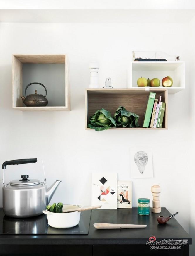 北欧 二居 厨房图片来自用户1903515612在收纳控98平瑞典简欧风二居(组图)89的分享