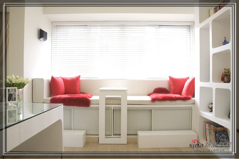 简约 公寓 客厅图片来自用户2738813661在上海星河湾公寓简约之风25的分享