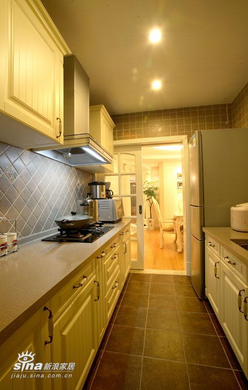欧式 四居 厨房图片来自用户2757317061在雅致主义76的分享