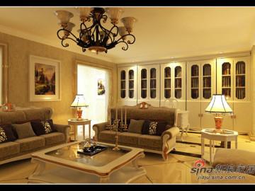 金碧堂皇的五居室奢华、低调··53
