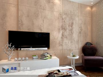 【高清】14万打造127平金银饰界样板房44