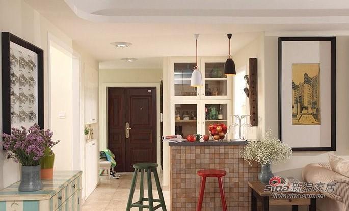 混搭 三居 厨房图片来自用户1907691673在准夫妻晒90平混搭时尚婚房72的分享