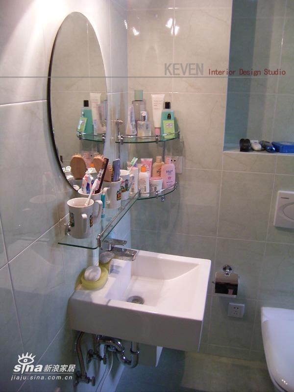 简约 二居 卫生间图片来自用户2557979841在经典2房小空间的改造--aircf的新居--KEVEN设计48的分享
