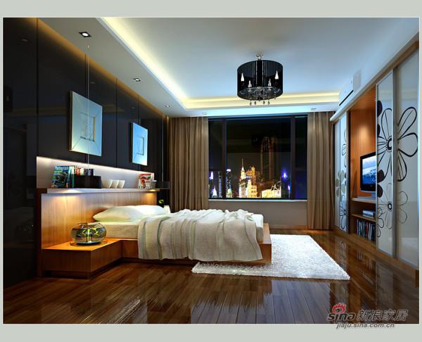 实创装饰-卧室