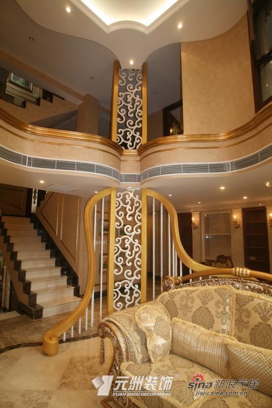欧式 二居 客厅图片来自用户2557013183在奢华品味 传统欧式风格家居装修17的分享