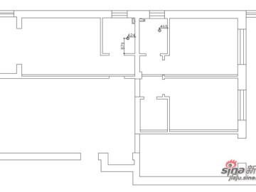 温馨浪漫的简约两居室【奥林小镇】49