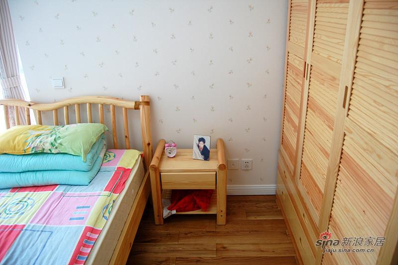 简约 二居 卧室图片来自用户2738813661在三口家5.5万装85平简约时尚2居12的分享