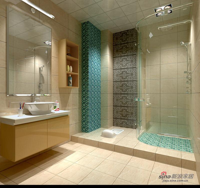 简约 二居 卫生间图片来自用户2739153147在我的专辑227507的分享