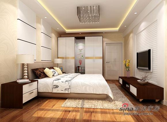 简约 二居 卧室图片来自用户2738820801在简约设计抢先看94的分享