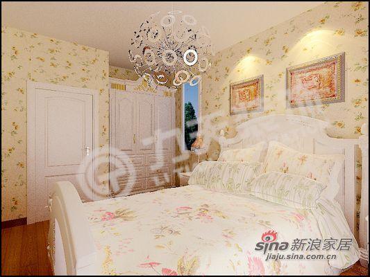 田园 二居 卧室图片来自阳光力天装饰在甜美田园风,成就你的公主梦!34的分享