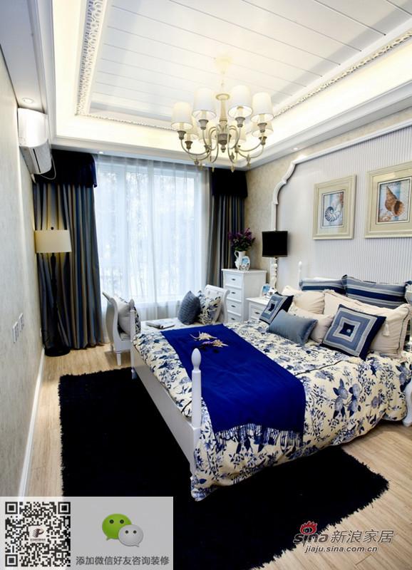 地中海 三居 卧室 白富美图片来自sakura.zhou23在默认专辑的分享