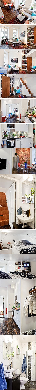 客厅 卧室 厨房图片来自用户2772873991在loft的分享