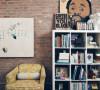 芝加哥率性画家 红砖墙包围的83平公寓51