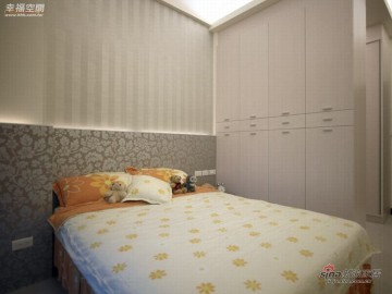 单身贵族的66平现代居室11