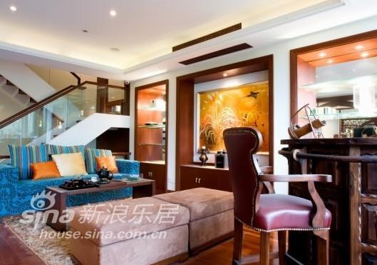 中式 别墅 客厅图片来自wulijuan_16在艳丽视觉36的分享