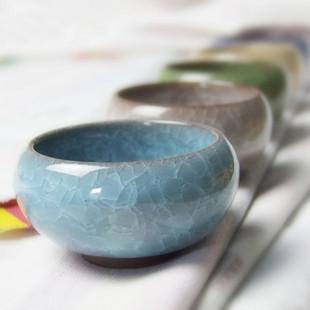 陶瓷杯子 这个颜色真心好看