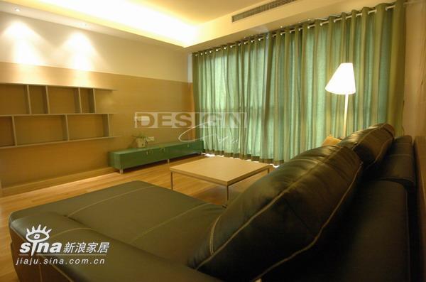 简约 四居 客厅图片来自用户2738820801在线条生活二53的分享